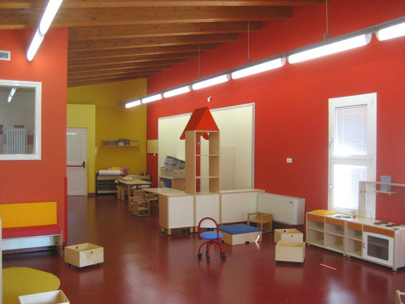 Campania: nuovi fondi per gli asili