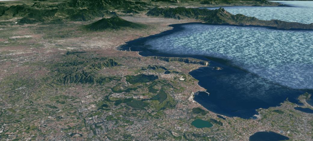 Campi Flegrei: ricostruita l'eruzione avvenuta 29.000 anni fa