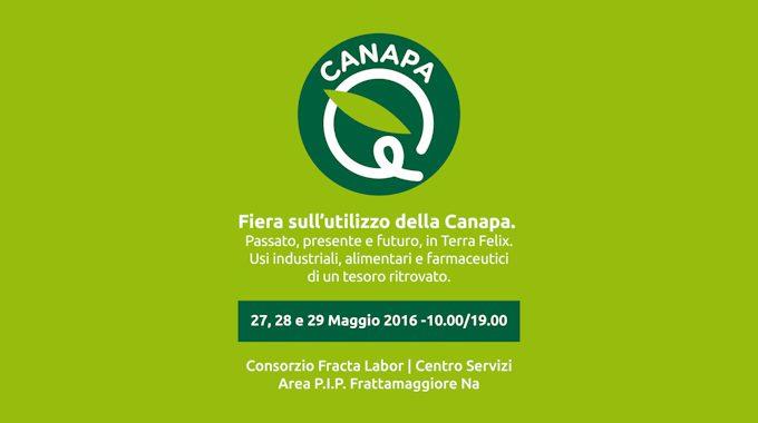 """""""Canapa è"""" a Frattamaggiore"""
