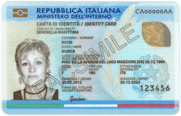 Carta d'identità elettronica: i servizi abilitati