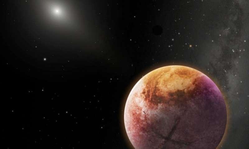 Cercando il nono pianeta