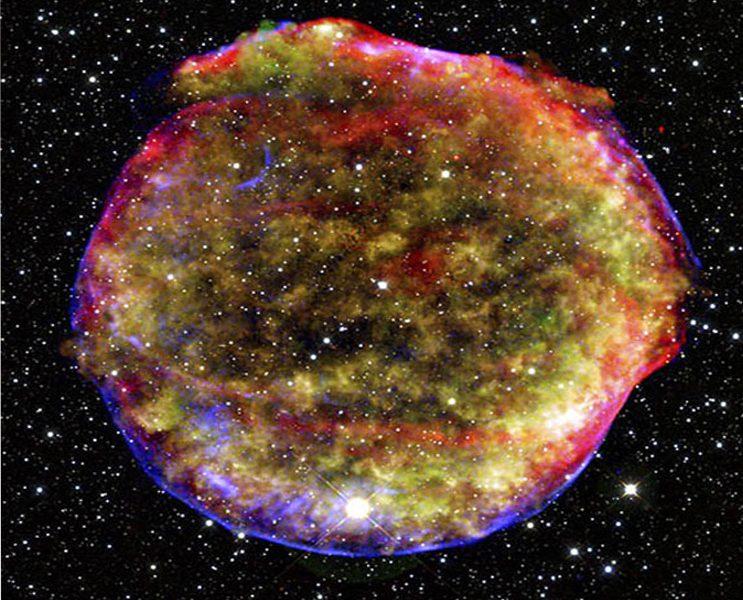 """Chandra e la """"crime scene"""" stellare"""