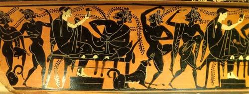 Che baccano! due salti in un festino degli antichi romani