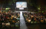 Cinema all'aperto al Parco del Poggio