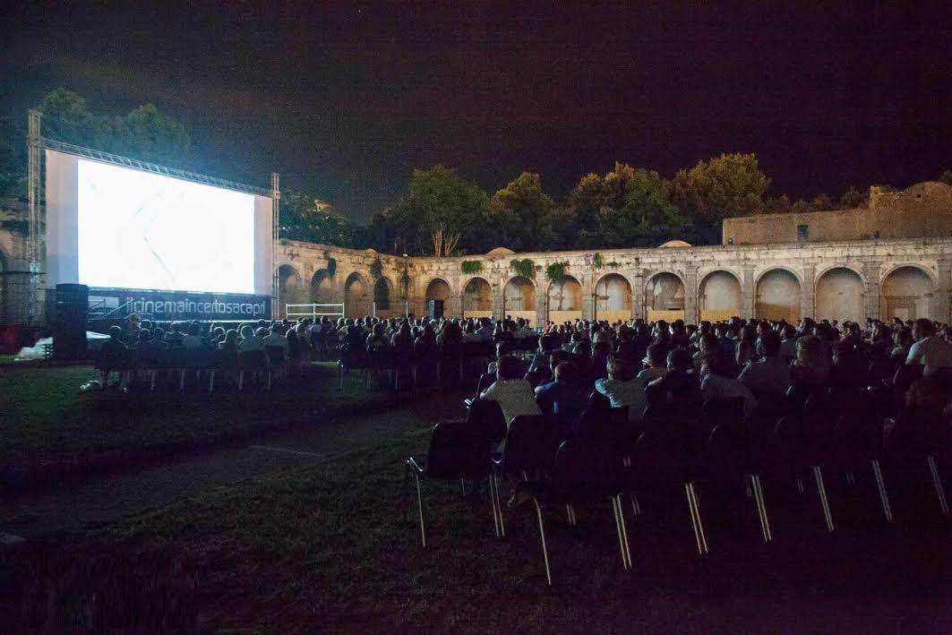 Cinema in Certosa