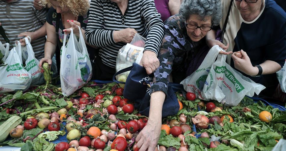Cinque milioni e mezzo gli italiani in condizioni di povertà alimentare