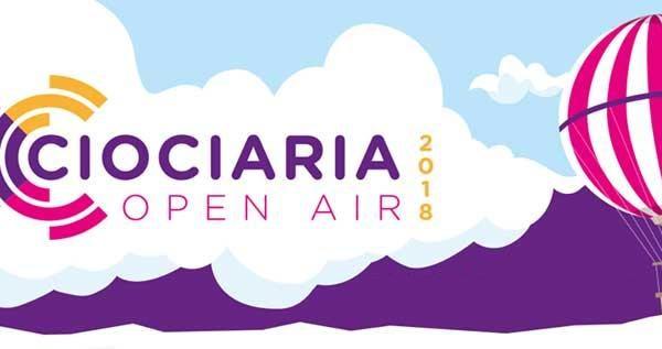 Ciociaria open air 2018
