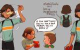 Cipta: un nuovo fumetto