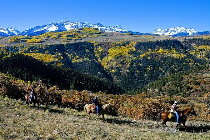 Colorado: gli 8 imperdibili percorsi a cavallo