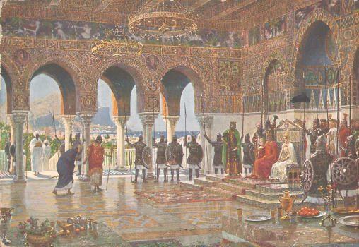 Come alla corte di Federico II