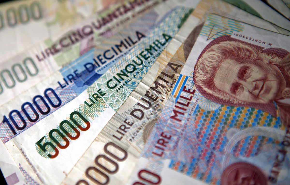Come cambio delle vecchie Lire in Euro?