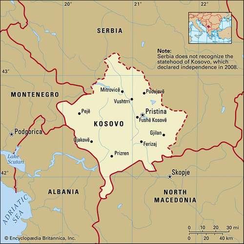Come l'UCK ha determinato la secessione del Kosovo dalla Serbia
