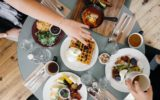Recessione a tavola: il commercio al dettaglio cala del 6