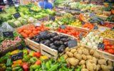 Commercio estero: record di frutta e verdura