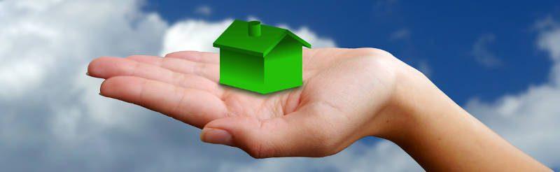Compravendite immobiliari: leggera crescita