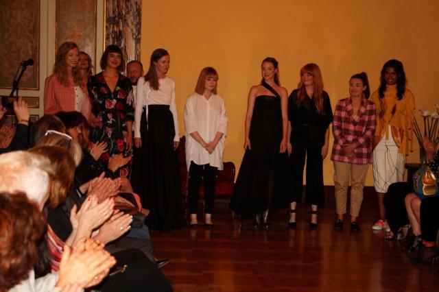 CONCRETA.FESTAMODA: una sfilata di giovani stilisti europei
