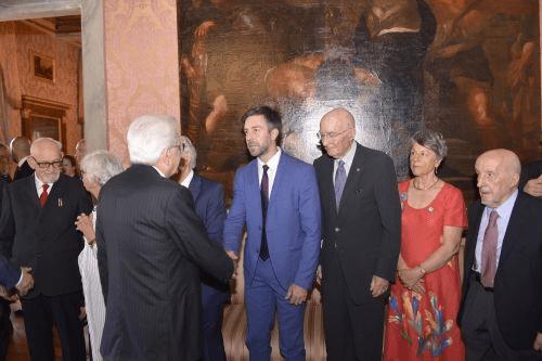 Conferito a Tommaso Ismaelli il Premio dell'Accademia Nazionale dei Lincei