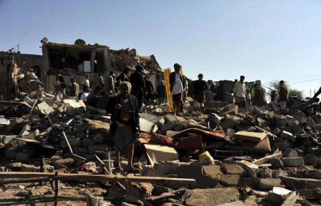 Conflitto in Yemen: l'Italia sospenda l'invio di bombe