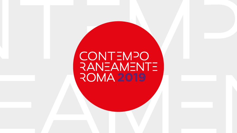 Contemporaneamente Roma 2019