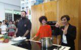 Cooking Show per un pubblico non udente