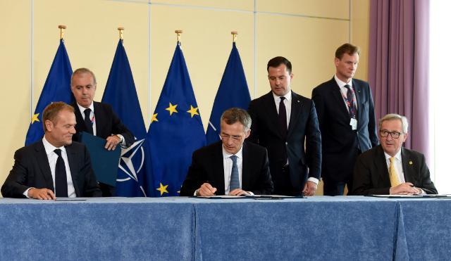 Cooperazione UE-NATO