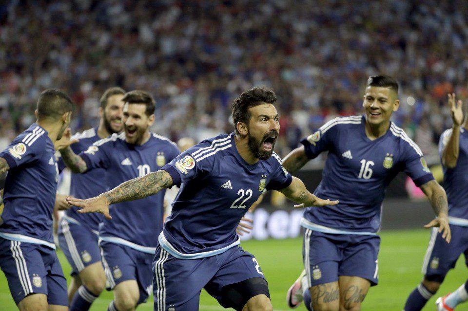 Copa América: Argentina in finale!