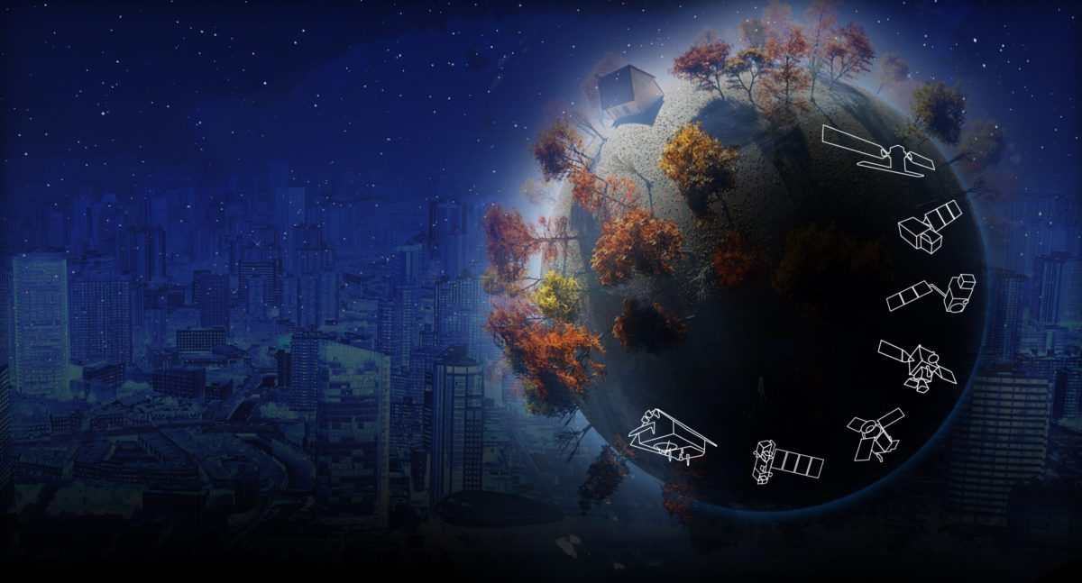 Copernicus Sentinels: remote sensing techniques in forestry