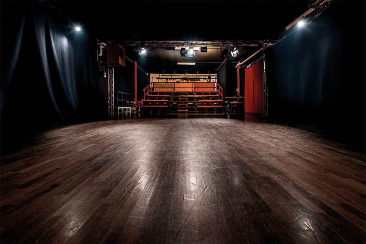 Corpi sul palco