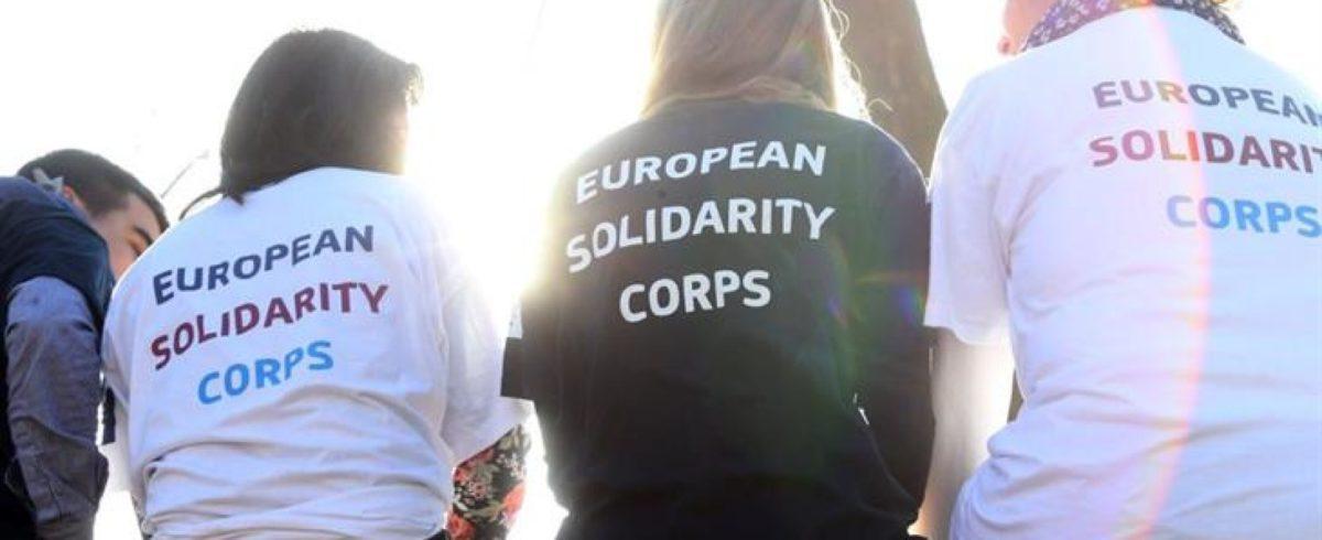 Corpo europeo di solidarietà: un'opportunità per i giovani