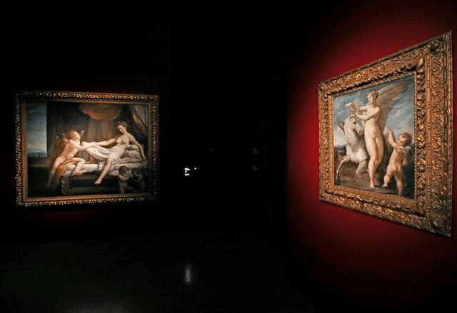 Correggio e Parmigianino alle scuderie del Quirinale