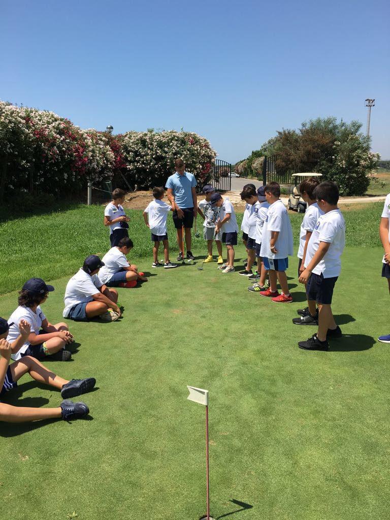 Cresce la voglia di golf in Campania