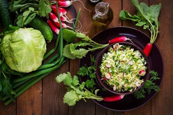 Cucina vegana: cresce l'interesse in Italia