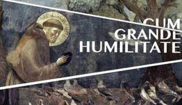 Cum grande humilitate