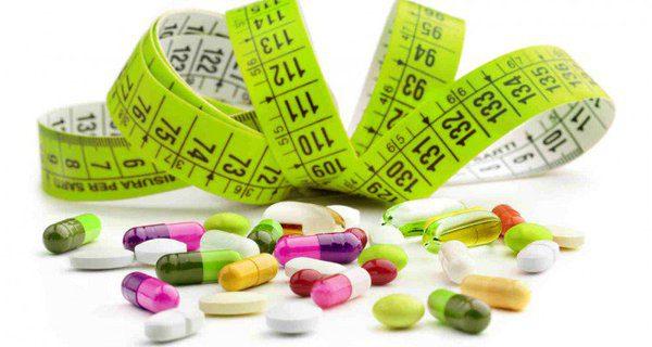 Cure dimagranti con le anfetamine