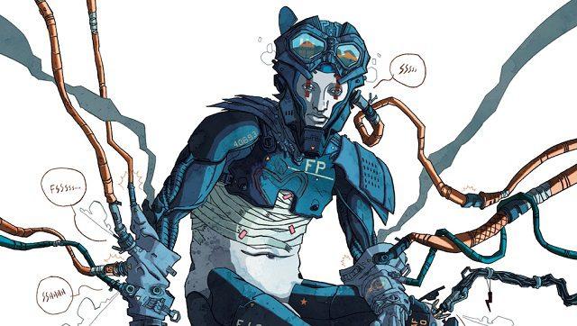 Cyborg Invasion