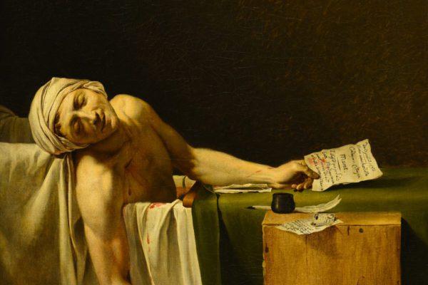 David  e Caravaggio - Palazzo Zevallos