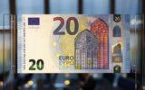 Debutta la nuova banconota da 20 euro