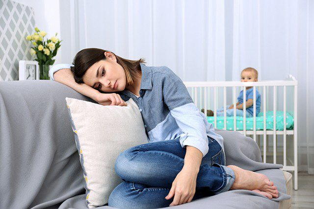 Depressione post partum o maternity blues?