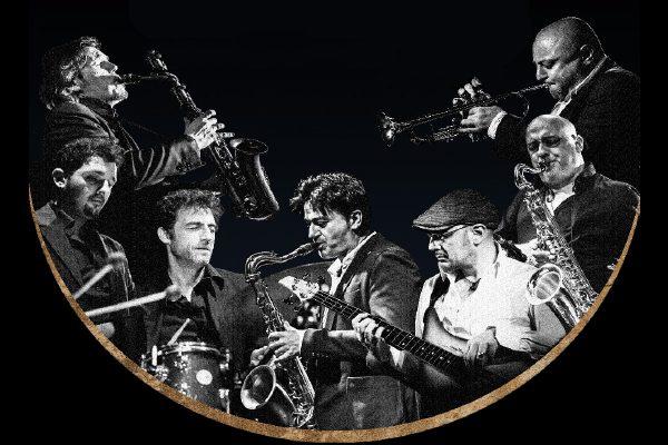 """Dieci musicisti in concerto con la """"Salerno Reunion Jazz Band"""""""