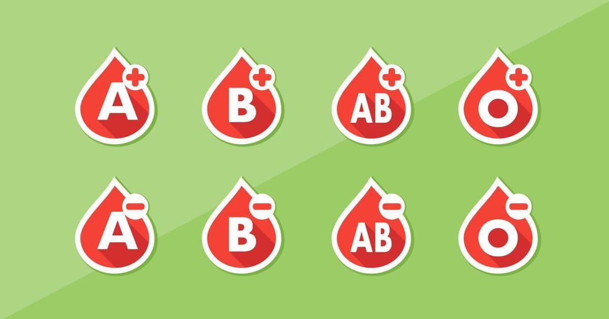 Dieta e allenamento per ogni gruppo sanguigno