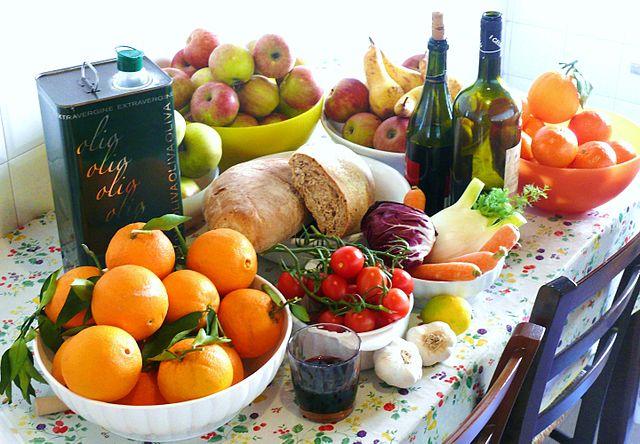 Dieta mediterranea? La migliore al mondo