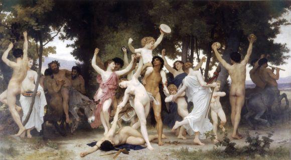 Dionisie o baccanali?: il culto del vino tra passato e presente