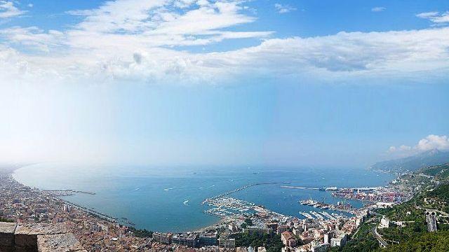 Direzione Turismo incontra Salerno