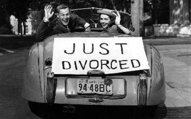 DIVORZIAMO? FACCIAMO LE VALIGIE