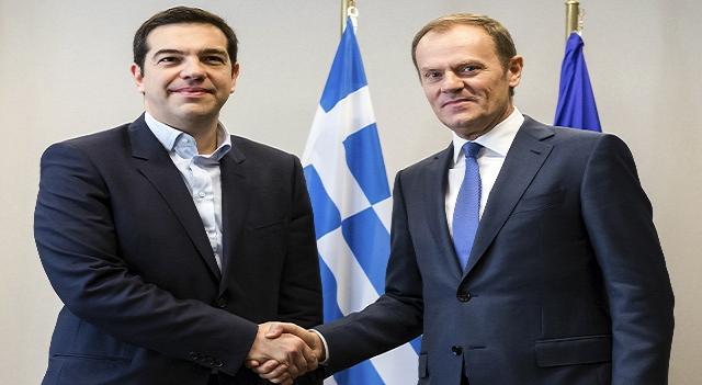 Donald Tusk sulla questione greca