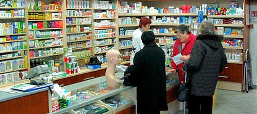 Dopo gli 85 anni diminuisce il consumo dei farmaci