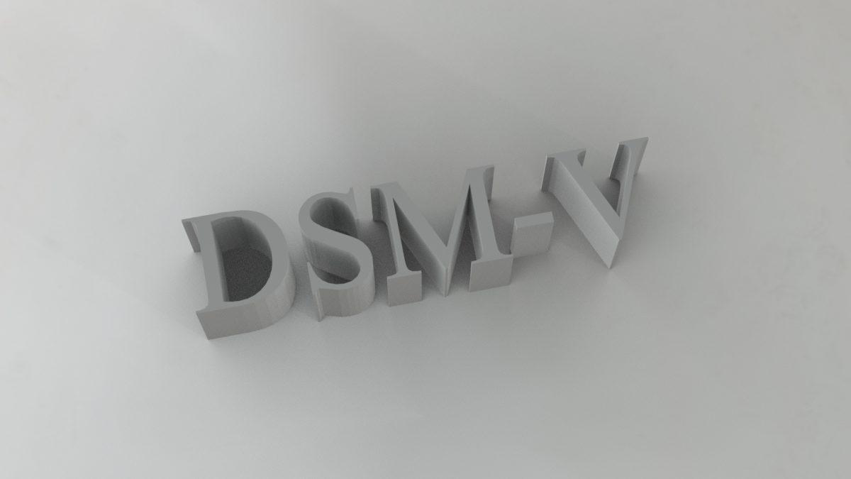 DSM-V: LE NUOVE FORME DEL SINTOMO E DELLA PATOLOGIA