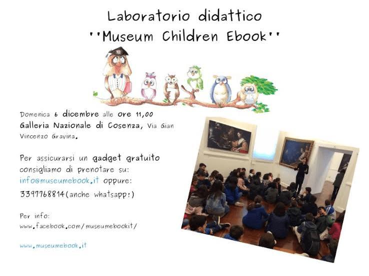 Ecco il Museum Children Ebook
