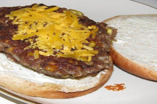 Eco - Hamburger la carne non carne che salverà l'ambiente