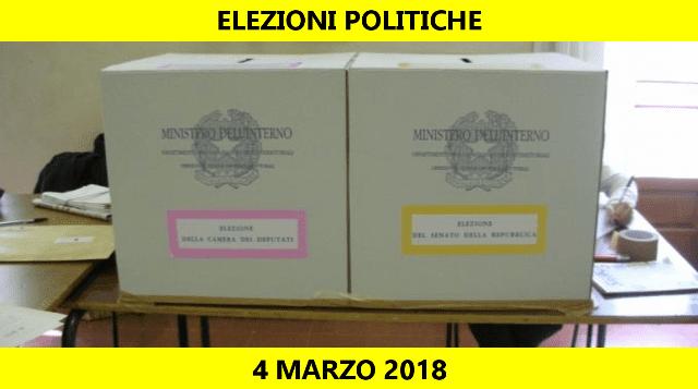 Elezioni politiche 2018: i primi risultati
